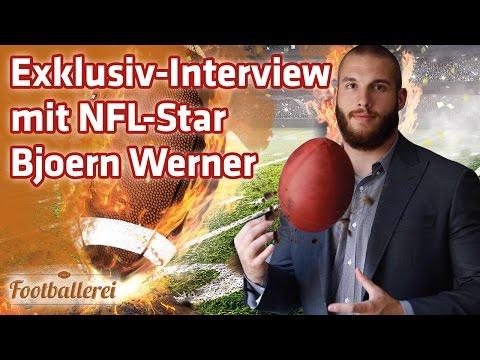 Exklusiv-Interview mit NFL Star Björn Werner | Footballerei SHOW