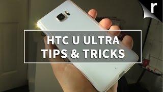 HTC U Ultra: Tips, Tricks and Hidden Features