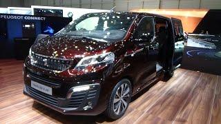 2017 - Peugeot Traveller iLAB - Exterior and Interior - Geneva Motor Show 2016