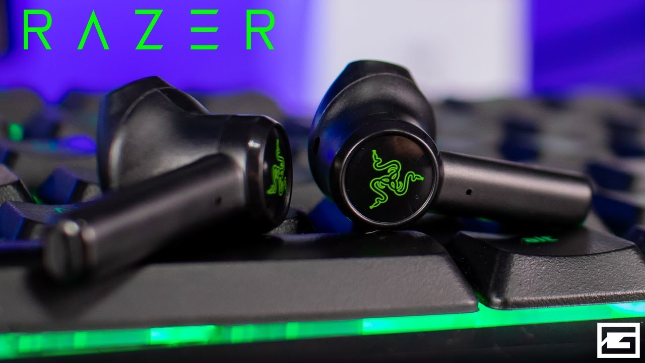Gaming Buds Razer Hammerhead True Wireless Review Youtube