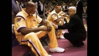 NBA coaching great Del Harris with coaching advice