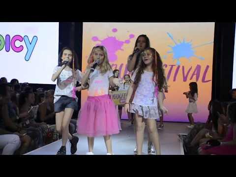 Desfile Spicy Natal Fashion Kids 2017