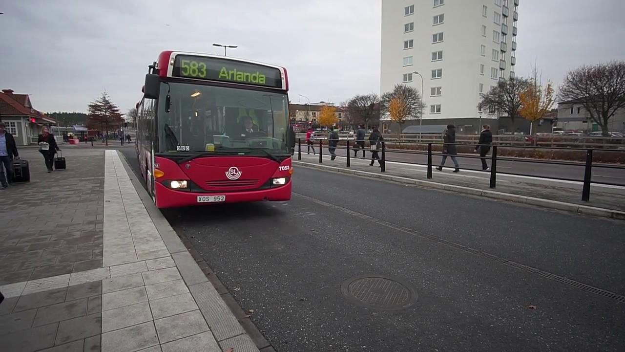 västerås arlanda buss