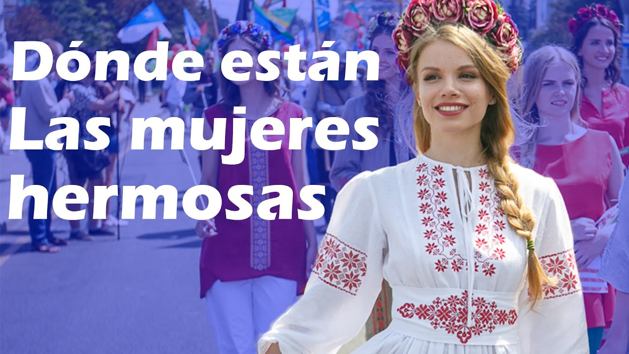 Donde están las rusas más hermosas??? Las ciudades con las mujeres más hermosas de Rusia.