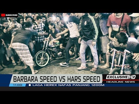 BARBARA SPEED VS HARS SPEED 2018 | BY PASS (HD)