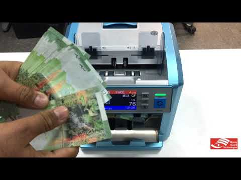 Banknote Counting Machine
