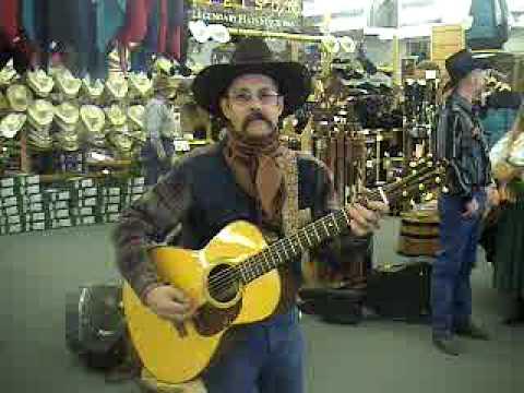 Billy Rose in Elko, Nevada