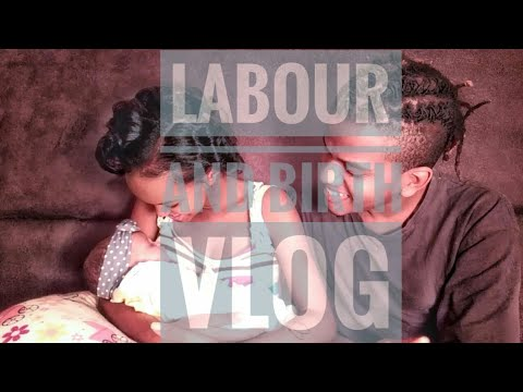 Our Labour And Delivery Story// Birth Vlog 2