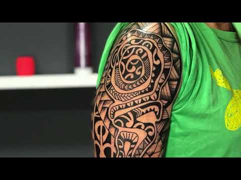 Tatuajes Maoríes Historia Significados Ideas Ejemplos Videos Y Mas
