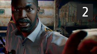 Прохождение Resident Evil 7 — Часть 2: Званый ужин