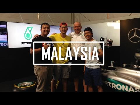 Nonton F1 Sepang MALAYSIA   Civil Engineering Trip eps. 1