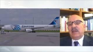 سقوط الطائرة المصرية: فرضيات العمل الإرهابي والعطل الفني