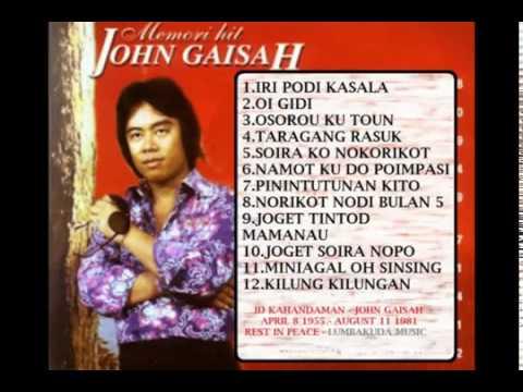 Lagu Dusun Lama  - John Gaisah
