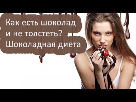 Шоколад на диете Дюкана -