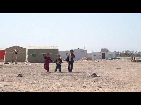 مع اشتداد القتال في شمال اليمن.. مصير مجهول يواجه النازحين في مأرب…  - 08:59-2021 / 2 / 25