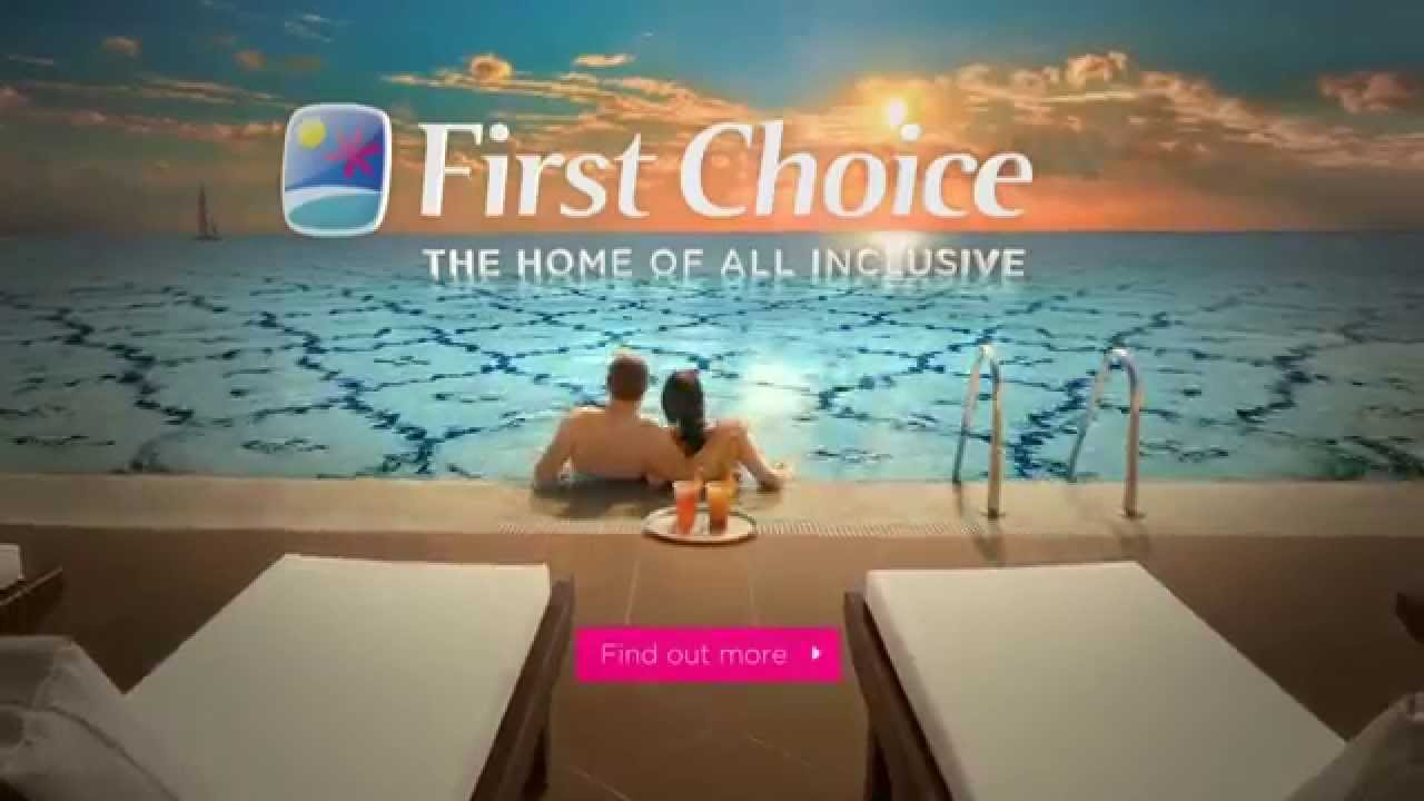 First choice tv ad youtube for First ch