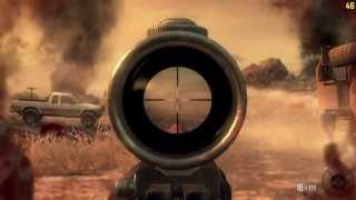 """27"""" iMac Call Of Duty Black Ops 2 ULTRA Graphics Gameplay"""