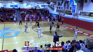 JCD High School Boys vs. South Decatur
