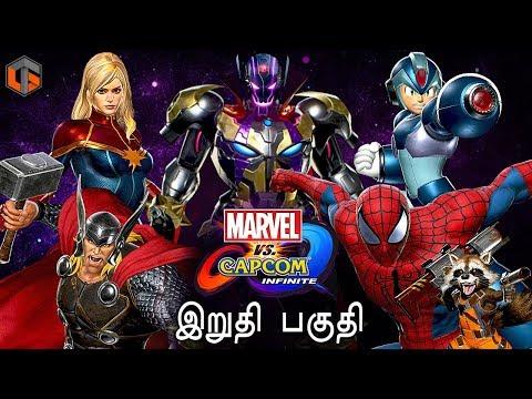 Marvel vs Capcom Infinite தமிழ் Ending Live Tamil Gaming - 동영상