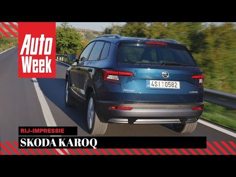 Skoda Karoq - AutoWeek Review - English subtitles