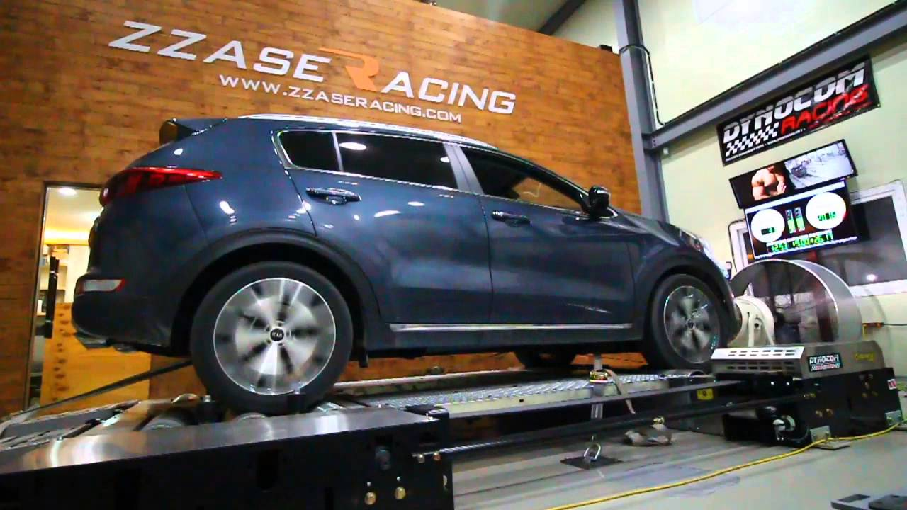 kia sportage ql 2 0r awd ecu tunning by zzaseracing on. Black Bedroom Furniture Sets. Home Design Ideas
