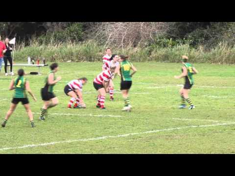 Womens Rugby Bermuda January 28 2012