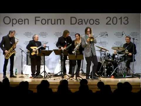 Davos 2013 - Open Forum: Life Lessons from Jazz -- Improvisation as a Way of Life