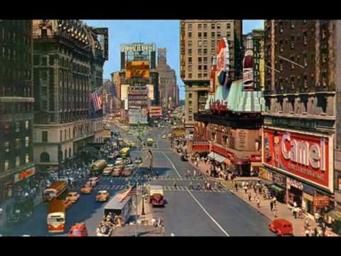 The American Vintage Life In Color 40s 50s 60s YouTube