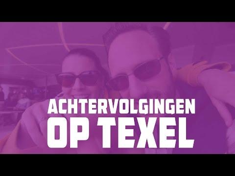Achtervolgingen op Texel met een Drone