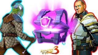 АКТ 2 и ОТКРЫТИЕ ЭПИЧЕСКОГО СУНДУКА в Shadow Fight 3 прохождение игры бой с тенью 3   летсплей
