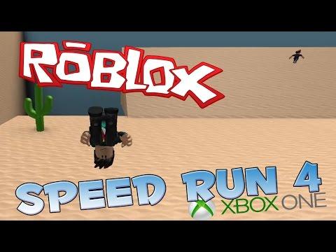 ROBLOX - Speed Run 4 [Xbox One Edition]