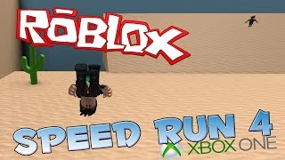 ROBLOX - Speed Run 4 [Xbox One Edition]