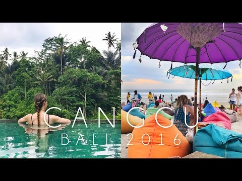 Infinity pools, Shopping & the Best Spa | Bali Vlog #3