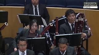 Orquesta Sinfónica de la UAEH - Sinfonía No. 5 de Gustav Mahler