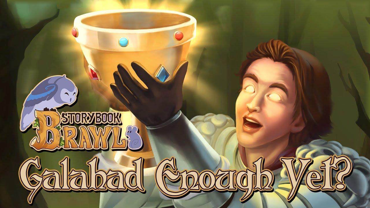 biGg dwarves w/ Galahad | Rhapsody Plays Storybook Brawl