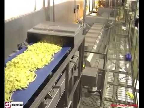 Фасовка и упаковка сухого картофельного пюре, сухой картошки в .