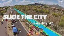 Slide the City Fountain Hills, AZ