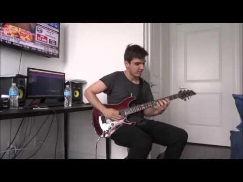 Memphis May Fire | Virus | GUITAR COVER FULL (NEW SONG 2017) HD