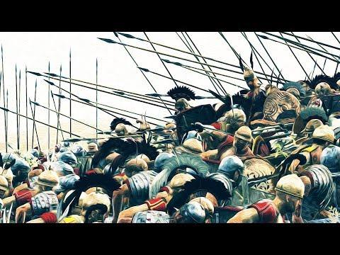 Македонская Фаланга против Легионеров! Эпичный Бой!