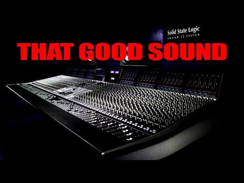 Comparing Mixing Mastering and No Editing of Song.