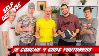 IBRA TV, WASS FREESTYLE, JIMMY FAITLCON & DOC SEVEN TESTENT LA SELF-DEFENSE !