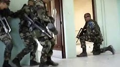 French Foreign Legion Combat Localite training