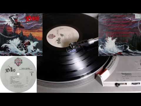 Mace Plays Vinyl - Dio - Holy Diver 6 of 9 Tracks