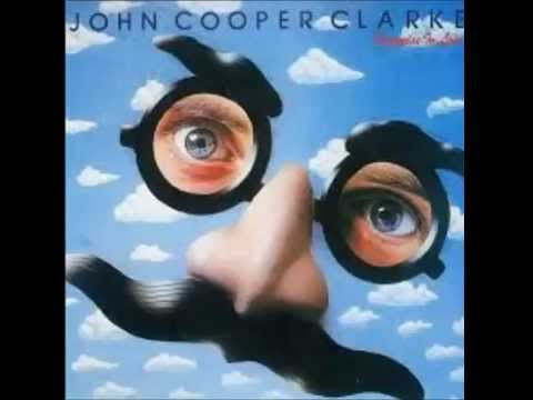 john cooper clarke album disguise in love (album)