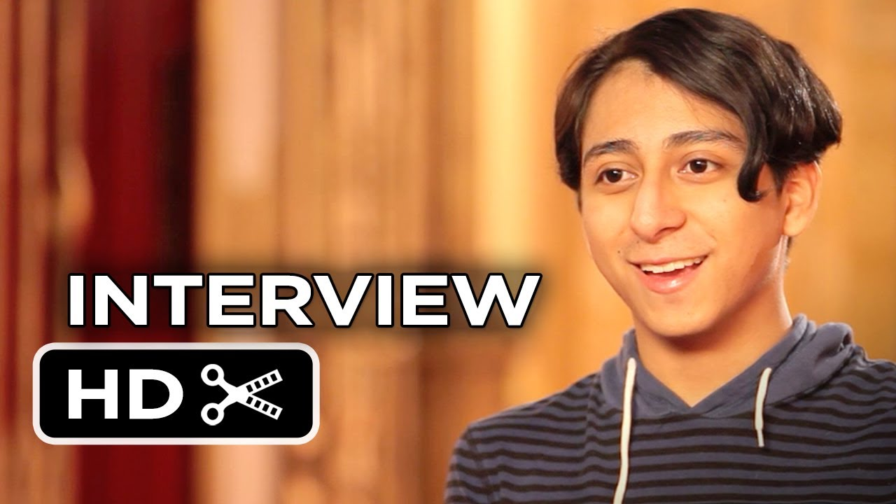 The Grand Budapest Hotel Interview - Tony Revolori (2014) - Wes ...