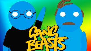 MOMENTOS DIVERTIDOS #1 (Gangs Beasts  con Vegetta)