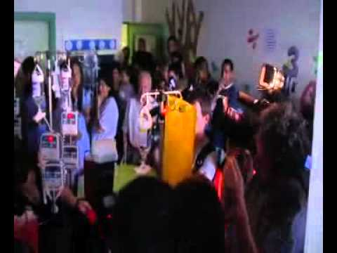 Visita Hospital La Paz-Madrid (02-10-2011)