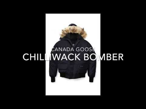 Canada Goose Chilliwack Bomber - Overview And Review
