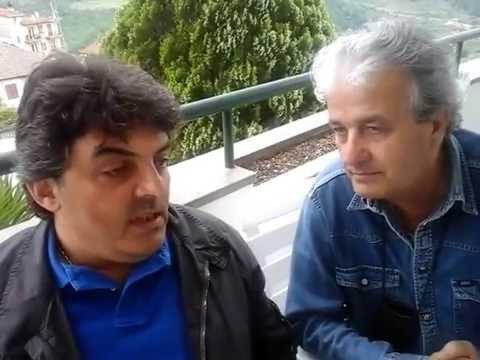 """Intervista al Maestro della spatola  Enrico Nicodemo, in arte """" Demò """""""