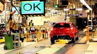 Так Собирают Вашу Toyota Auris В Англии